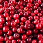 Ingredient : Cranberries