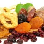 Ingredient : Fruits secs